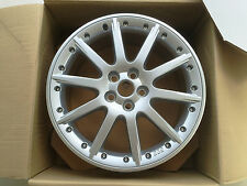 GENUINE JAGUAR X TYPE 18 INCH BBS MELBOURNE ALLOY WHEEL BRAND NEW C2S16590