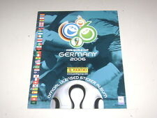 WORLD CUP GERMANY 2006 - PANINI facsimile OFFICIAL ALBUM - 100% Complete