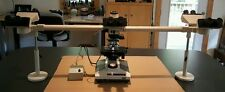 Olympus Microscope BH2 5 Headed Teaching microscope