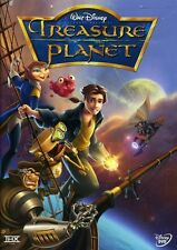Treasure Planet (2003, REGION 1 DVD New) WS