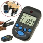 New Black Clip-on Lightweight Portable LCD Digital Beat Tempo Mini Metronome
