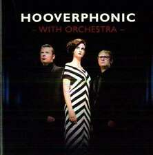 With Orchestra - Hooverphonic CD COLUMBIA