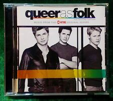 QUEER AS FOLK - THE SECOND SEASON - The SHOWTIME Original Soundtrack CD