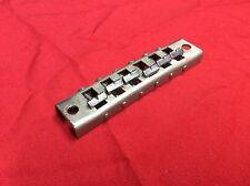 VINTAGE 1971 USA GIBSON SG 100 200 300 SPECIAL GUITAR BRIDGE NICKEL RARE 1972