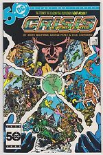 Crisis on Infinite Earths #3, Near Mint Minus Condition.