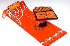 Halloween Spider EEK Lot Kithen Towel Potholder Trick-or-treat Bag New 16390
