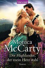 Monica McCarty: Der Highlander, der mein Herz stahl - NEU - (RH)