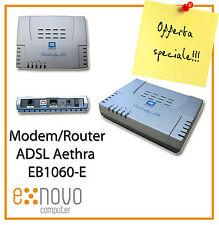 MODEM ROUTER ADSL2 AETHRA EB1060-E STARBRIDGE- NUOVO - SUPER OFFERTA