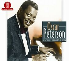 Oscar Peterson - Absolutely Essential 3 CD Collection [New CD] UK - Import