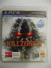 PAL Game - PS3 - Killzone 3 - Rated MA15+