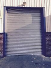 Made to Measure Electric Roller Shutter Door (up to 15ft wide x 10ft high)