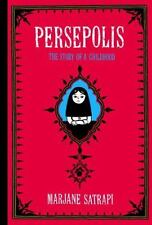 Pantheon Graphic Novels: Persepolis : The Story of a Childhood by Marjane...