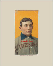 Honus Wagner - Digital Photographic reproduction of trading card