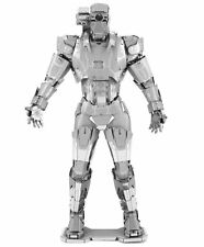 Metal Earth MARVEL Iron Man WAR MACHINE Mark II 3D Model Kit - Steel NANO Puzzle