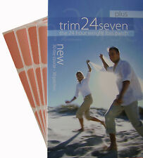 TRIM 24/7 30 slimming DIET pink PATCH weight LOSS new