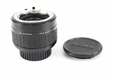 Sigma for Minolta Tele-Macro Multi-Coated 2x 1:1 Lens