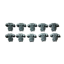 Space Marine Legion MKIV Tactical Squad BACKPACKS x 10 Horus Heresy 30K