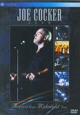 Joe Cocker : Live - Across from Midnight Tour (DVD)