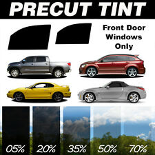 PreCut Window Film for VW Jetta 4dr 00-04 Front Doors any Tint Shade