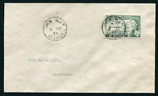 ST. LUCIA: (15193) GROS ISLET cancel/cover