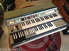 1968 Farfisa Compact Duo Mk II Combo Organ For Parts PICK UP ONLY! Chicago Area