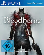 Bloodborne und Uncharted: The Nathan Drak (Sony PlayStation 4, PSN Account)