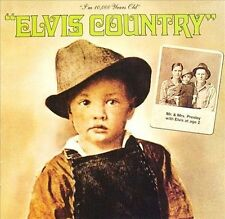 Elvis Country Elvis Presley factory sealed CD I Really Don't Want To Know 1971