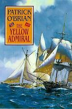 The Yellow Admiral O'Brian, Patrick Hardcover