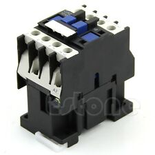CJX2-1210 110V AC Contactor Motor Starter Relay 3-Phase Pole 18A Up To 14HP Coil