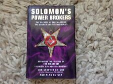 Solomon's Power Brokers: The Secrets of Freemasonry, the Church, and the...