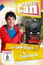CHECKER CAN - DER ZUG-CHECK/DER LKW-CHECK  DVD  KINDERSERIE  NEU