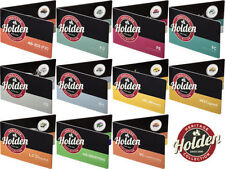 2016 HOLDEN UNC 50 Cent Fifty Cent 11 COIN COLLECTION SET