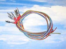 10x Reparatur Leitungen Kabel 000979131 mit Kontakten für VW Audi Seat BMW