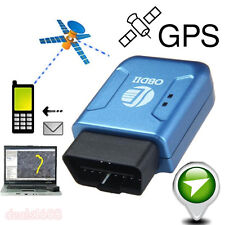 OBD II Car Vehicle Truck GPS Realtime Tracker Mini Spy Tracking Device GSM GPRS