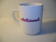 ENTERTAINMENT GUIDE DISCOUNT COUPON COFFEE MUG - HARD TO FIND