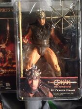 "CONAN Series 1 By NECA Conan The Barbarian Pit Fighter Conan 7"" Act Figure"