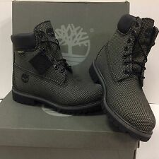 "Timberland 6"" Fabric DuPont Kevlar Waterproof 9644B Men's Boots, UK 9 / EU 43.5"