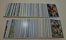 2003 Jogo '03 CFL Football Complete Set Series 1, 2, 3 + 3 Extra Cards
