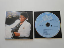 CD Michaël Jackson Thriller Promo