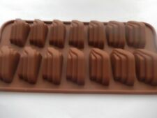 14 trous silicone tablette de chocolat forme de gelée moule glace Candy Glaçage Gâteau au Chocolat