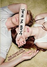 YOU'RE THE WORST : COMPLETE SEASON 2   DVD - UK Compatible - New & sealed