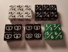 24x Counter, Negative, Goyf & Planeswalker Loyalty Dice for Magic: The Gathering