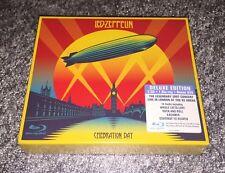 Led Zeppelin - Celebration Day (NEW 2CD+BLU-RAY) Sealed - BNIP