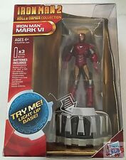 "IRON MAN MARK IV Hall Of Armor Marvel Universe 2010 3.75"" INCH ACTION FIGURE"