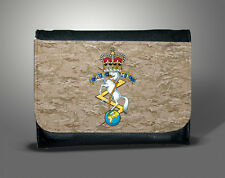 Royal Electrical and Mechanical Engineers REME Men's Faux Leather Wallet