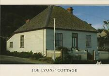 JOE LYONS' COTTAGE TASMANIA POSTCARD -  PRIME MINISTER of AUSTRALIA, TAS PC