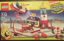 Lego 4982 Spongebob Squarepants MRS PUFFS BOATING SCHOOL 395 pcs