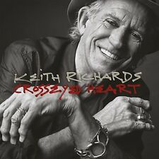 KEITH RICHARDS - CROSSEYED HEART (2LP) 2 VINYL LP NEU