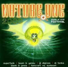 Nature One 2000 Beam & Yanou, Cosmic Gate, Dr. Motte & Westbam, Atb, Fr.. [2 CD]