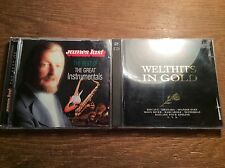 James Last [2 CD Alben] Welthits in Gold + The Great Instrumentals